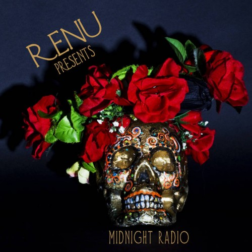 Midnight Radio album cover by Renu