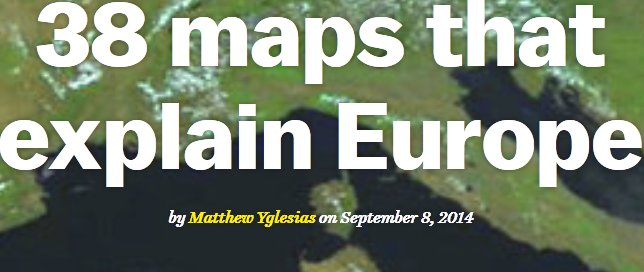 38 Maps that explain Europe image