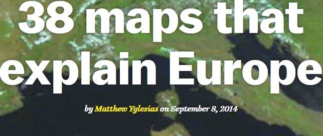 38 Maps that explain Europe image