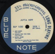 Blue Note Records record label